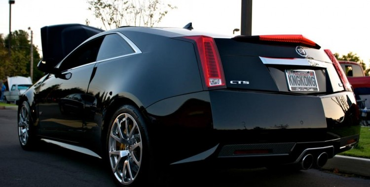 Stage 1 – CTS-V Coupe
