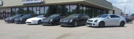 5 Cadillac CTS-Vs