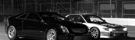 Stage 2 CTS-V vs LSX Swapped 240SX