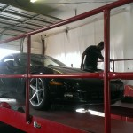 A&A Supercharger LS3 Corvette Dynospeed Dyno