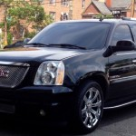 Supercharged Yukon Denali