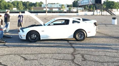 John's 8 Second Mustang